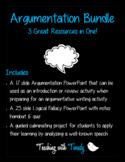 Elements of Argumentation Bundle
