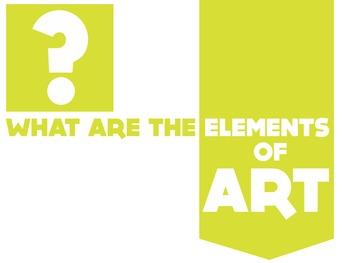 Elements of Art & Principles of Design