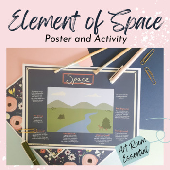 Elements of Art Activity - Space for Year 1-4