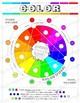Elements of Art Color Worksheet: Elementary, Middle School