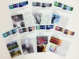 Elements of Art: Descriptions, Vocabulary, and Project Pro