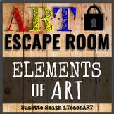 Elements of Art Escape Room