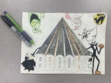 Elements of Art Form Lesson and One-Point Perspective Project