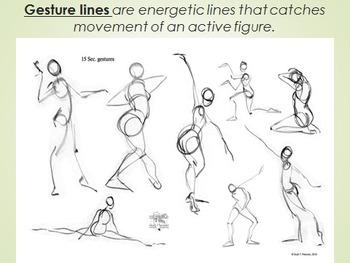 Elements of Art - Line