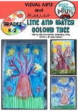 Elements of Art Line Lesson for K-2