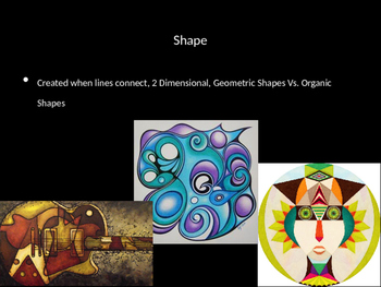 Elements of Art PowerPoint