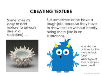 Elements of Art PowerPoints