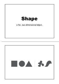 Elements of Art & Principles of Design Flash Cards