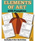 Pumpkin Art Craftivity