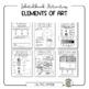 Elements of Art Sketchbook Activities