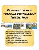 Elements of Art: Teaching Photography Digital Arts eLearning