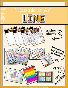 Elements of Art PART 2: Line