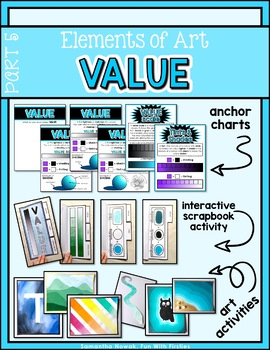 Elements of Art PART 5: Value