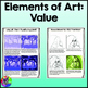 Elements of Art: Value, Art Lessons