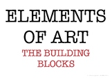 Elements of Art - Wall Posters - Full Package