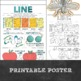 Elements of Art Worksheet Packet: 7 Instructional Handouts