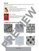 Elements of Art Worksheets - Texture & Mini Art Lesson Sheets