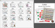 *Elements of Art & Principles of Design Worksheets Bundle - 90 handouts