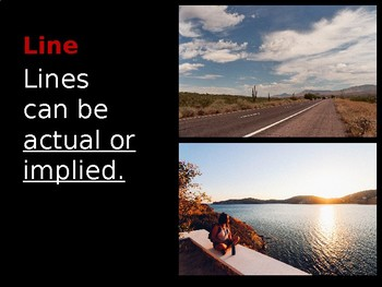 Elements of Art in Photography - PPT