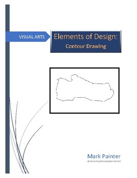Elements of Design: Contour Line Drawing