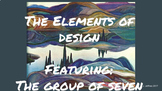 Elements of Design Featuring paintings from the Group of Seven
