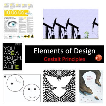 Elements of Design: Gestalt Principles