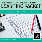 Elements of Design: Instruction and Practice - Line (Part 1 of 5)