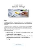 Elements of Design: Line, Shape, Form
