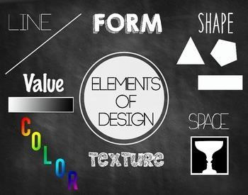 Elements of Design Poser