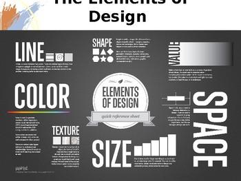 Interior Design Elements of Design Power Point