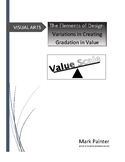 Elements of Design: Variations in Creating Gradation in Value