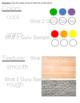 Elements of Design Vocab- Special Education/ FCS