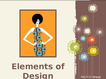 Elements of Design in Fashion