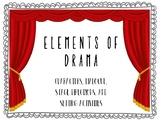 Elements of Drama Activities