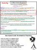 Structure and Elements of Drama Unit Grades 2-5 Common Core & TEKS Aligned