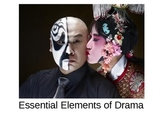 Elements of Drama Direct Instruction Power Point