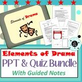 Elements of Drama - Drama Terms Bundle - STAAR, FSA, PARCC, Smarter Balanced