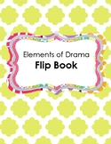 Elements of Drama Flip Book