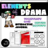 Elements of Drama Quiz