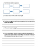 Elements of Drama Worksheet