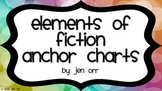 Elements of Fiction Anchor Charts