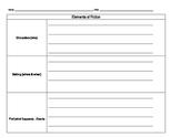 Elements of Fiction Chart