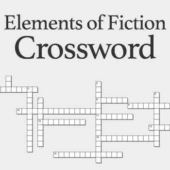 Elements of Fiction Crossword Puzzle