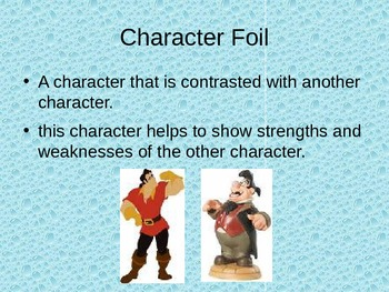 Ppt elements of fiction powerpoint presentation id:3092494.
