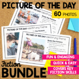 Elements of Fiction - Picture of the Day Reading Routine Bundle