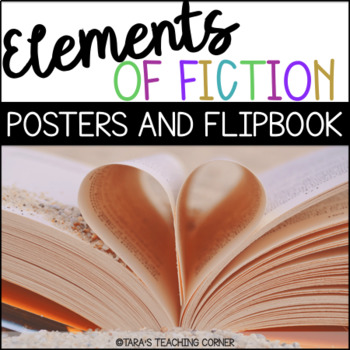 Elements of Fiction: Posters & Flipbook