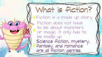 Elements of Fiction - Presentation