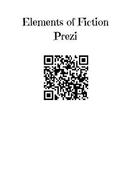 Elements of Fiction Prezi