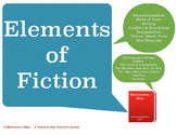 Elements of Fiction Short Story Unit