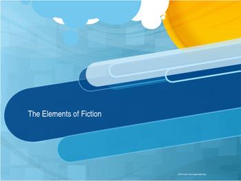 Elements of Fiction Slideshow